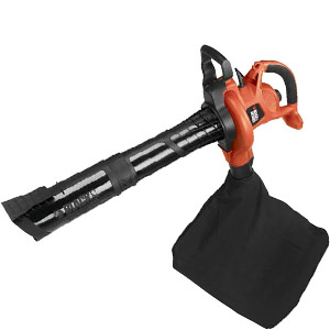 BLACK+DECKER BV6000 High Performance Leaf Blower