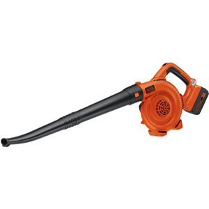 BLACK DECKER LSW36 Lithium Sweeper