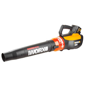 Worx Turbine Cordless Blower with Brushless Motor