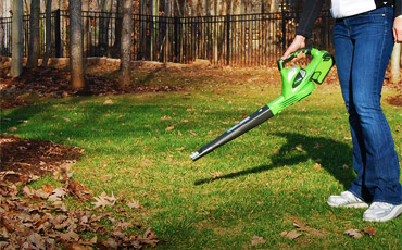 battery-powered leaf blower buying guide