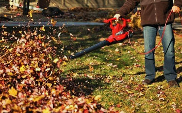 best electric leaf blower featured image