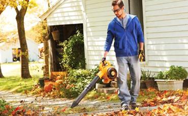 best gas leaf blower featured image