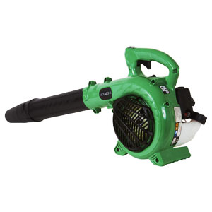Hitachi RB24EAP Commercial Gas Leaf Blower Features